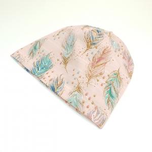 Suled meriinovoodriga beanie müts