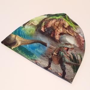 Dinosaurustega beanie müts
