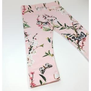 Liblikad ja õied roosal retuusid