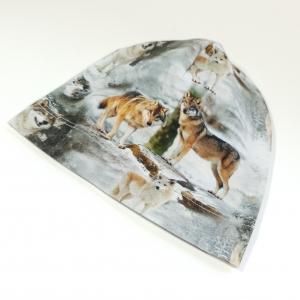 Hundid metsas beanie müts