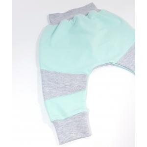 Mündirohelised baggy püksid